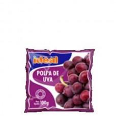 Polpa De Fruta Ideal Uva 400g