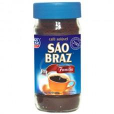 Café Solúvel São Braz Familia Vd.100g