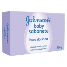 Sabonete Johnson Hora do Sono 80g
