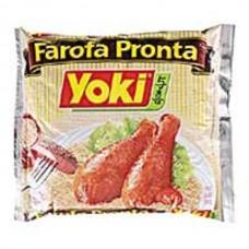 Farofa de Mandioca Pronta Yoki Pacote 250g