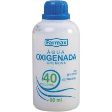 Água Oxigenada Cremosa Farmax vl.40