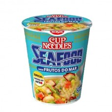 Cup Noodles Frutos Do Mar 67g