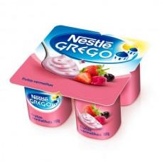 Iogurte Nestlé Grego Frutas Vermelhas 360g