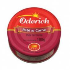 Patê de Carne Oderich 100g