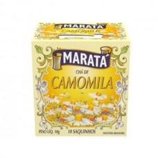 Chá de Camomila Marata 20g 10 Saquinhos