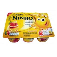 Iogurte Nestlé Ninho Bandeja Com Cereal 600g