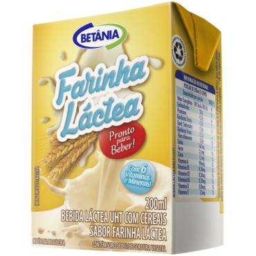 Farinha Láctea Betania 200ml