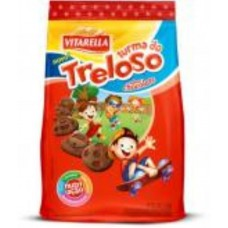 Biscoito Turma do Treloso Chocolate 100g