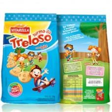 Biscoito Turma do Treloso Leite 100g
