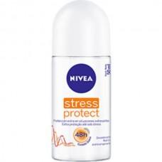 Desodorante Nivea Roll On Stress Protect Feminino 50ml