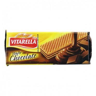Biscoito Wafer Vitarella Chocolate 120g