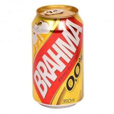 Cerveja Brahma Zero Álcool 350ml