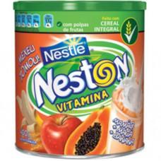 Neston Vitamina Instantânea Mamão e Maçã 400g