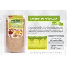 Farinha de Maracujá Bem Natural 100g