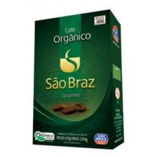 Café Orgânico Gourmet São Braz 250g