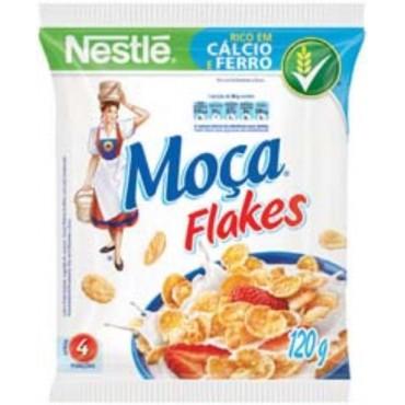 Cereal Matinal Moça Flakes 120g