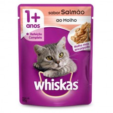 Whiskas Salmão 85g