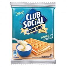 Biscoito Club Social Recheado Requeijão 106g