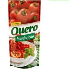 Molho de Tomate Manjericão Quero 340g