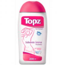 Sabonete Íntimo Topz 200ml
