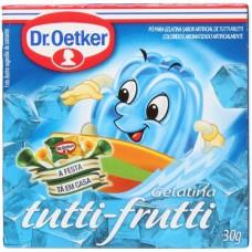 Gelatina Dr. Oetker Tutti Frutti 30g