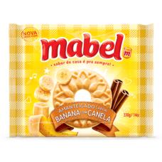 Biscoito Amanteigado Mabel Banana com Canela 330g