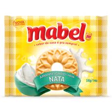 Biscoito Amanteigado Mabel Nata 330g