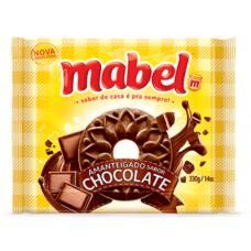 Biscoito Amanteigado Mabel Chocolate 330g