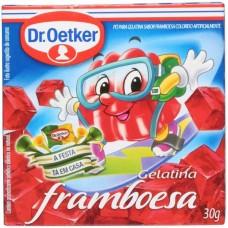 Gelatina Dr. Oetker Framboesa 30g