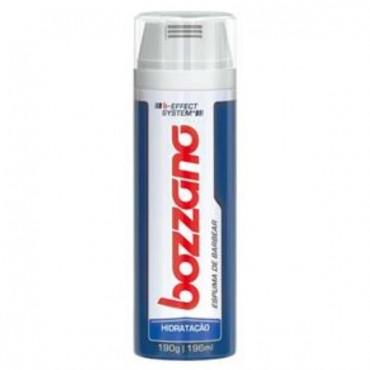 Espuma de Barbear Bozzano Hidratação 200ml
