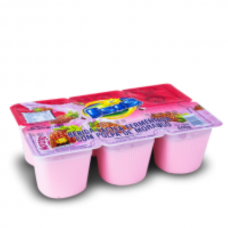 Iogurte Isis Morango Bandeja 540g