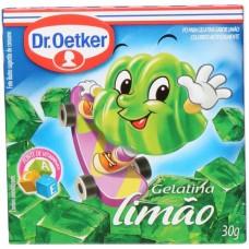 Gelatina Dr. Oetker Limão 30g