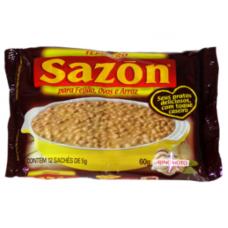Tempero Sazon Feijão 60g