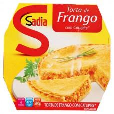 Torta de Frango Com Requeijão Sadia 500g