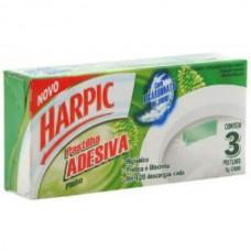 Pastilha Adesiva Harpic Pinho 3und.