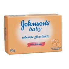 Sabonete Johnsons Glicerinado 80g