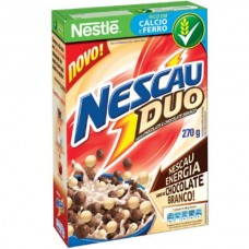 Nescau Duo Chocolate e Chocolate Branco 210g