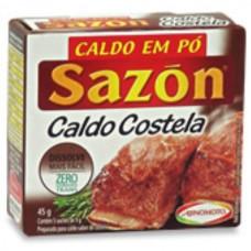 Sazon Caldo de Costela 37,5g