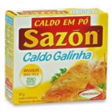 Sazon Caldo de Galinha 37g