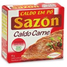 Sazon Caldo de Carne Cx 37g