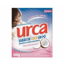 Sabão de Coco Em Pó Urca 500g
