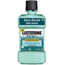 Antisséptico Listerine Menta Zero 250ml
