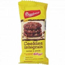Cookies Integral Cacau e Avelã Bauducco 40g