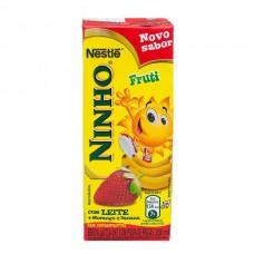 Bebida Ninho Fruti Morango e Banana 200ml