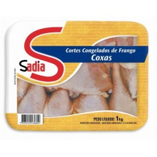 Coxas de Frango Sadia Bandeja 1Kg