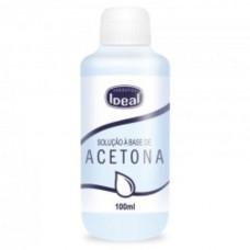 Acetona Ideal 100ml