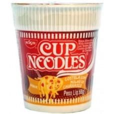 Cup Noodles Costela com Molho de Churrasco 64g