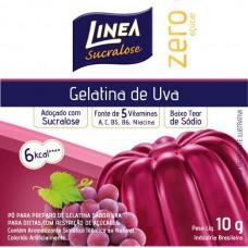 Gelatina de Uva Linea Zero Açucar 10g