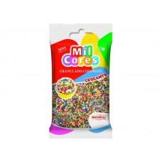 Granulado Colorido Mil Cores Crocante 80g