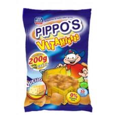 Salgadinho Pippos Queijo 200g